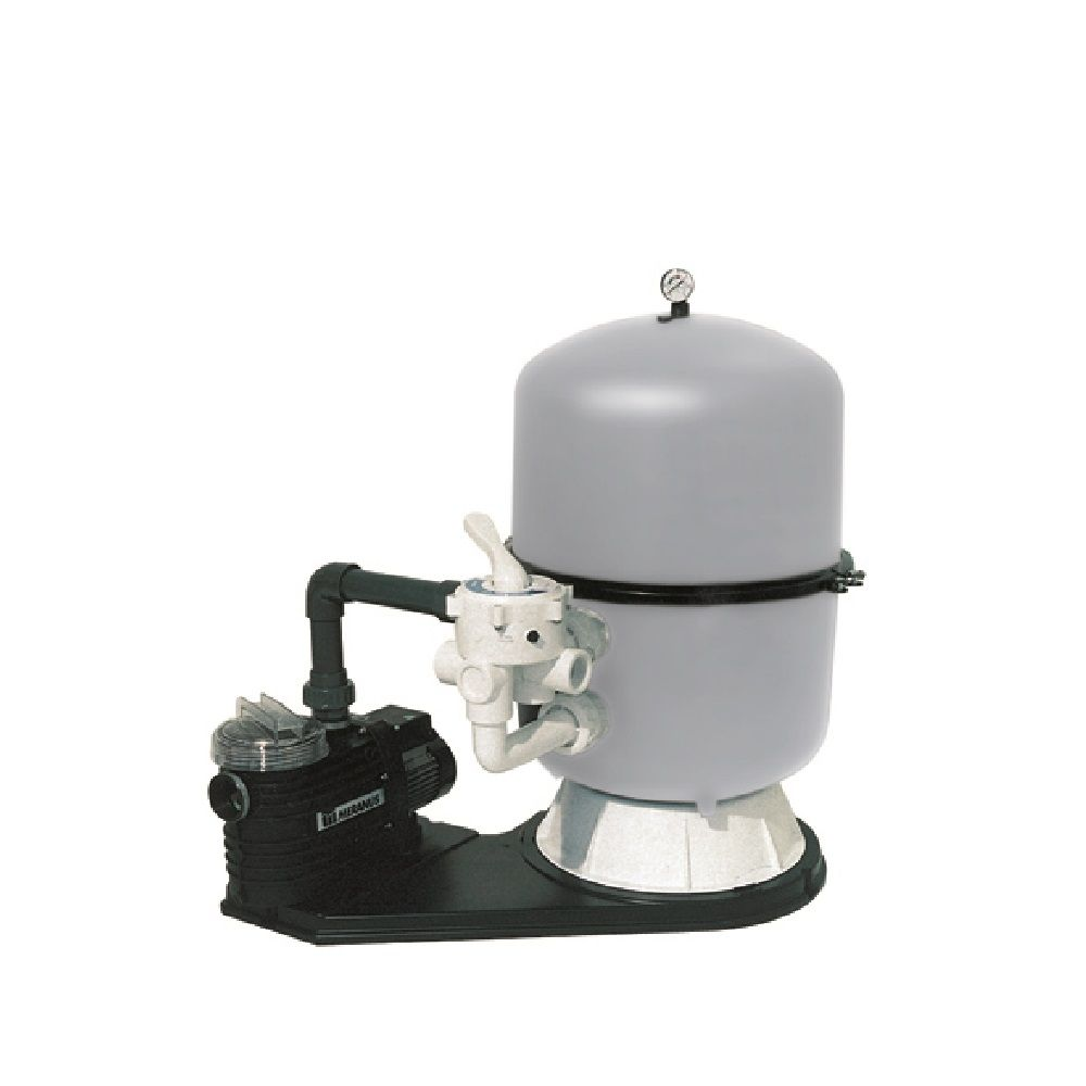 filtereinheit 500 mm mit super pump premium 12 pws poolshop. Black Bedroom Furniture Sets. Home Design Ideas